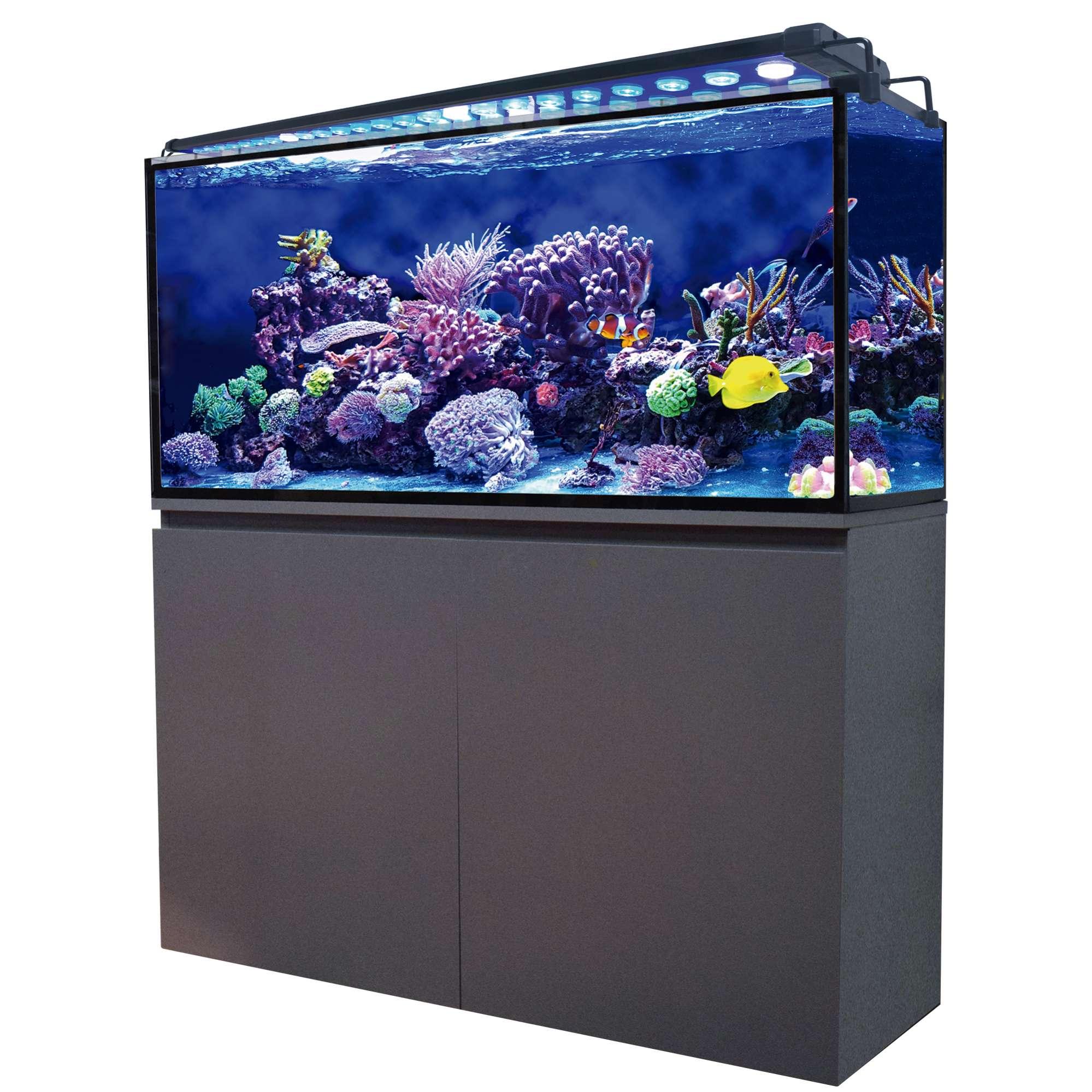 Acuario Marino Con Sump Aqua Ocean 100 227 L Ica S A